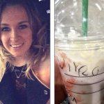 Chick boos omdat Starbucks haar 'maagd' noemt