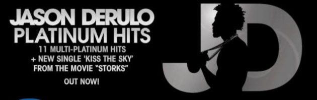 Jason Derulo dropt nieuwe track 'Kiss The Sky'