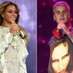 Beyonce en Justin Bieber grootste kanshebbers MTV EMA