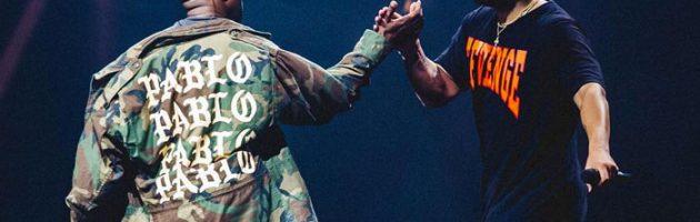 Kanye en Drake doen album samen
