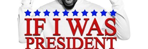 Wyclef Jean zou het ZO doen als hij President was