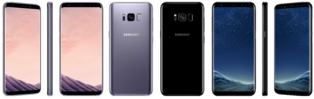Muziek op Samsung Galaxy S8 naar twee koptelefoons