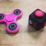 'Nieuwe' rage Fidget Spinners: om gek van te worden