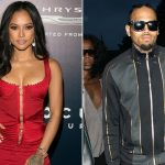 Chris Brown krijgt straatverbod door Karrueche Tran