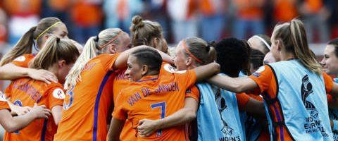 Nederland = EUROPEES KAMPIOEN