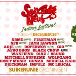 Soixante Neuf Xmas special met SBMG, Adje, SFB, F1rstman en vele anderen
