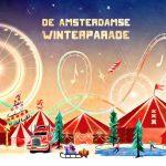 Winterparade naait bezoekers op oudejaarsavond