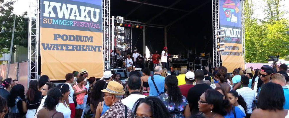Kwaku Summer Festival 2018