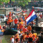 Koningsdag 2018 in Amsterdam