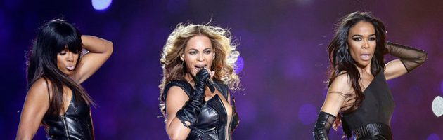 LIVE: Beyonce met Destiny's Child op Coachella