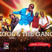 Kwaku Friday Concerts – Kool & The Gang