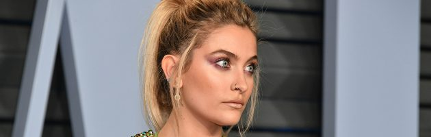 Paris Jackson viert verjaardag met Chris Brown
