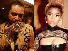 Post Malone dropt 'Ball For Me' met Nicki Minaj