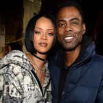Rihanna gooide Chris Rock in de 'uncle zone'