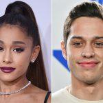 Ariana Grande zette Mac Miller aan de kant voor Pete Davidson