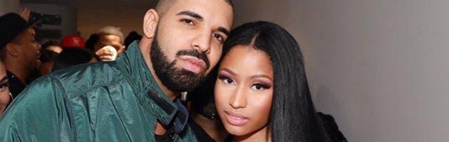 Nicki Minaj neemt het op voor Drake