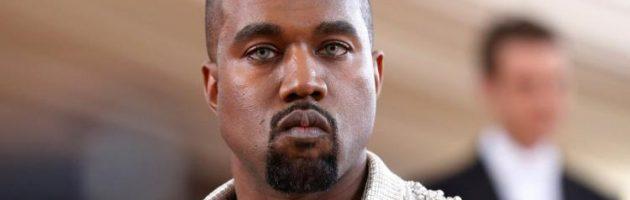 Kanye West neemt crew mee naar Six Flags