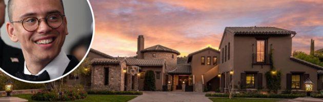 Logic koopt heerlijk nieuw huisje… 3,5 miljoen