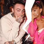 Ariana Grande is nog steeds gek op Mac Miller