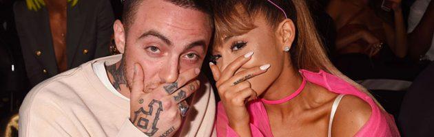 """Ariana Grande: """"Ik kon Mac niet meer helpen"""""""