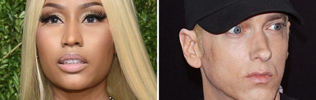 Date Nicki Minaj met Eminem?!