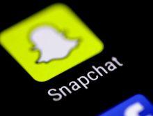 Steeds meer gebruikers voor Snapchat