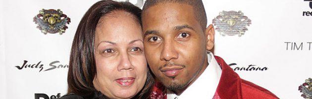 Rechter tegen Juelz Santana: 'neem je moeder mee'