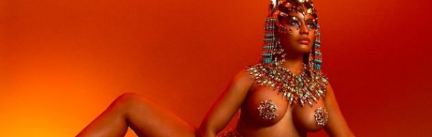 VIDEO: Veel kritiek op twerk-video Nicki Minaj