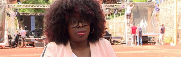 Fans Angie Stone teleurgesteld in optreden
