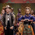 Daddy Yankee & Janet Jackson doen 'Made For Now' live