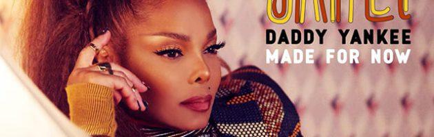 Janet Jackson komt met 'Made For Now' met Daddy Yankee