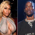Nicki Minaj: Travis Scott sjoemelt met sales-cijfers