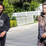 Sage the Gemini dropt 'Buss It' met Chris Brown