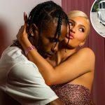 Kylie Jenner krijgt Rolls-Royce van Travis Scott