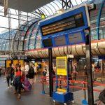 Geen treinverkeer door storing in Amsterdam