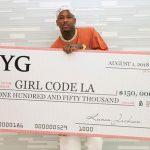 YG doneert 150k aan Girl Code