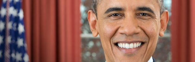 President Barack Obama spreekt in AFAS Live