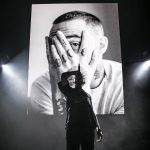 G-Eazy emotioneel tijdens Mac Miller tribute in Florida
