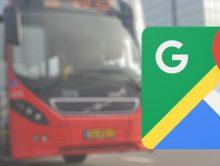 Live locaties van bussen en treinen in Google Maps update