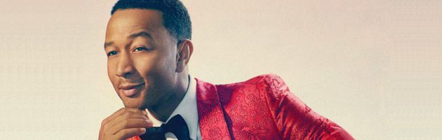 John Legend released twee Christmas songs van zijn Kerstalbum