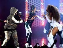 Ciara en Missy Elliott doen 'Level Up' bij AMAs