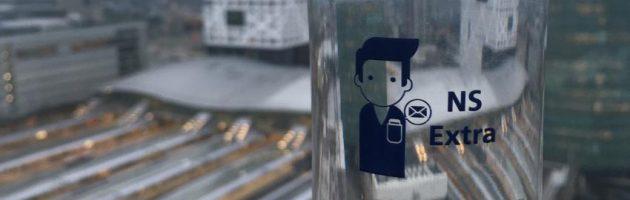 NS gaat gratis watertappunten op stations plaatsen
