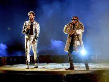 Post Malone pakt twee awards en rockt 'Better Now' live