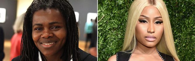 Tracy Chapman sleept Nicki Minaj voor de rechter