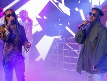 Ty Dolla $ign en Jeremih doen 'The Light' live bij Jimmy Kimmel