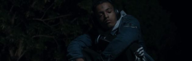 Nieuwe video XXXTentacion: Moonlight