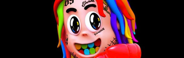 6ix9ine dropt 'Dummy Boy' album