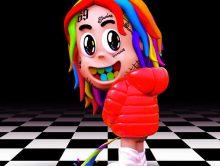 6ix9ine maakt releasedate 'Dummy Boy' bekend