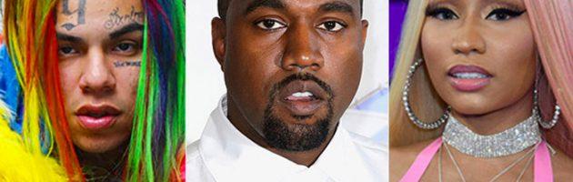 Schietpartij tijdens opnames video 6ix9ine, Nicki Minaj en Kanye West