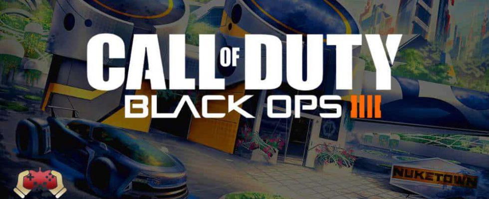 Call of Duty's Nuketown nu beschikbaar